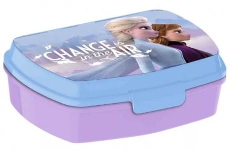 Matlåda Frozen/Frost Blå/Lila