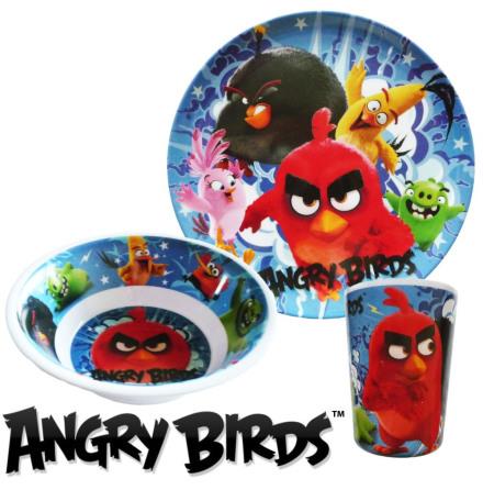 Måltidsset Angry Birds