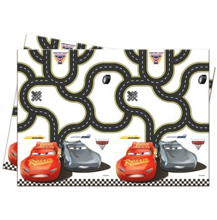 Plastduk Bilar/Cars