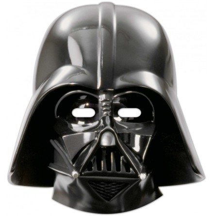 Darth Vader Mask 6 Pack