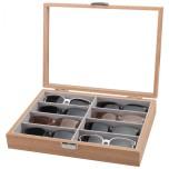 Lyx Glasögonlåda/Glasögonbox