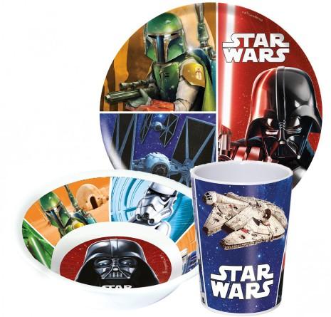 Måltidsset Star Wars