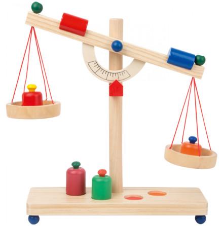 Balansvåg för barn
