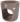 Aromalampa Brun Liten