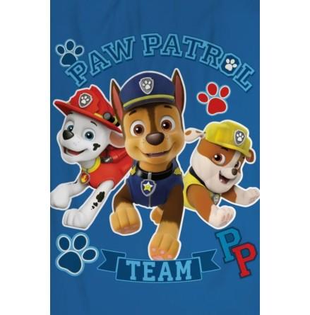 Fleecefilt Paw Patrol