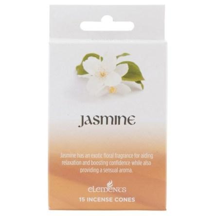 Rökelse Koner - Jasmine