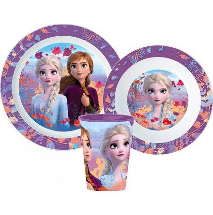 Måltidsset Frost Anna & Elsa