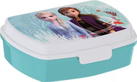 Matlåda Disney Frost Frozen Ljusblå