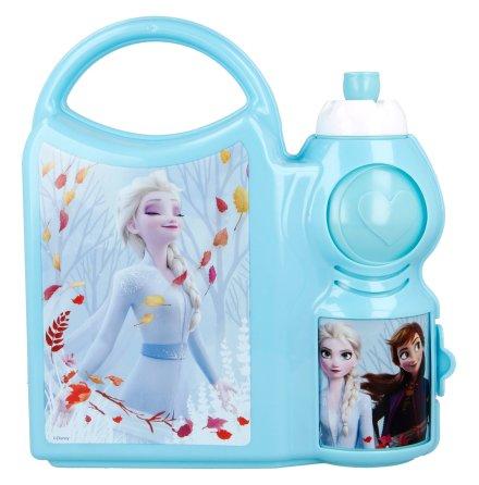 Matlåda med vattenflaska Frost/Frozen