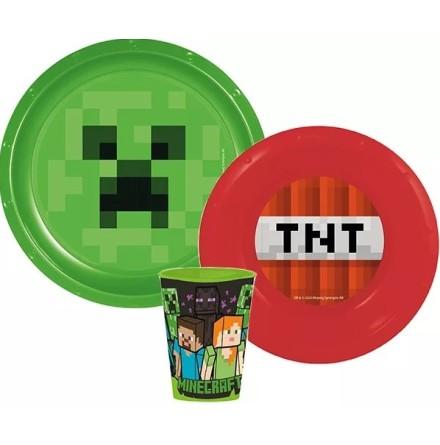 Måltidsset Minecraft TNT/Creeper