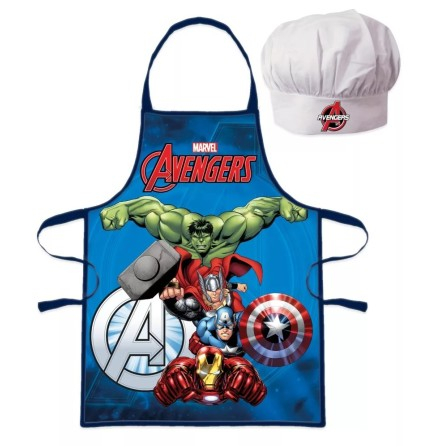 Förkläde Avengers