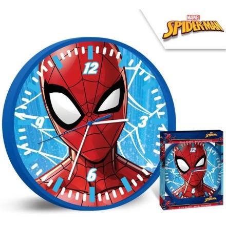 Väggklocka Spindelmannen
