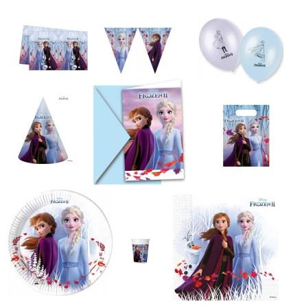 Stort Kalas Paket Frost/Frozen
