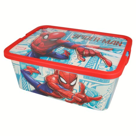 Leksakslåda Spindelmannen